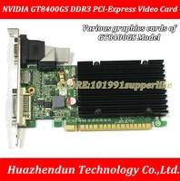 DEBROGLIE 1PCS Brand New NVIDIA GeForce 8400GS DDR3 PCI E Desktop Graphics Video Card