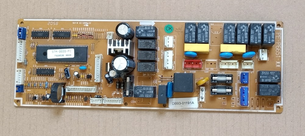 DB93-01191A STM-9939-FC Good Working Tested