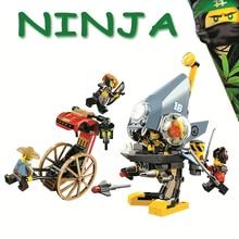 Bela Compatible Legoe giftse Ninjagoe Movie Thunder Swordsman 70629 Piranha Assault 241Pcs Building Blocks Bricks 2018 Новые игрушки