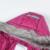 Chicas calientes del invierno traje moomin 2015 nueva llegada de la manera impresión de algodón de los niños zipper rose kids warm coat + pants sistemas del juego