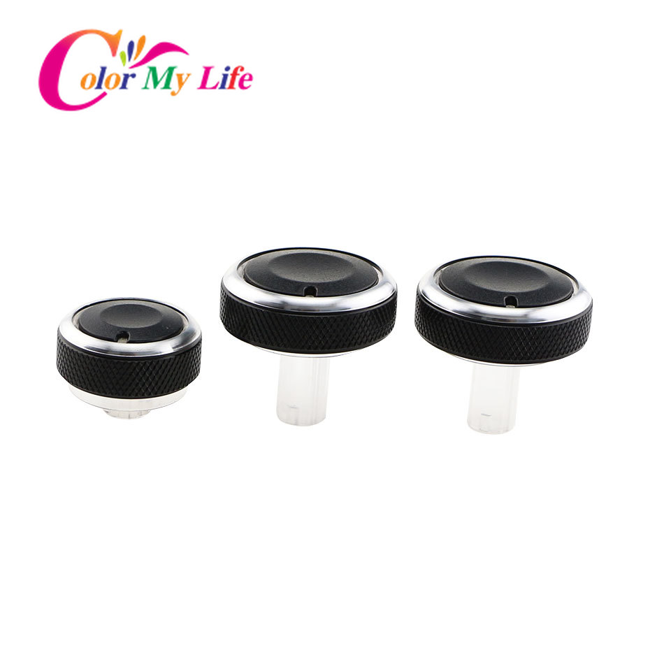 Image 2 - FOR MAZDA 6 M6 2004 2009 SWITCH KNOB KNOBS HEAT HEATER CONTROL BUTTONS DIALS FRAME RING A/C AIR CON COVER 2006 2005 2007 2008-in Car Stickers from Automobiles & Motorcycles
