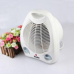 220 V Aquecedor Elétrico Mini Ventilador Ventilador de Ar Quente Aquecedor Quarto Mais Quente