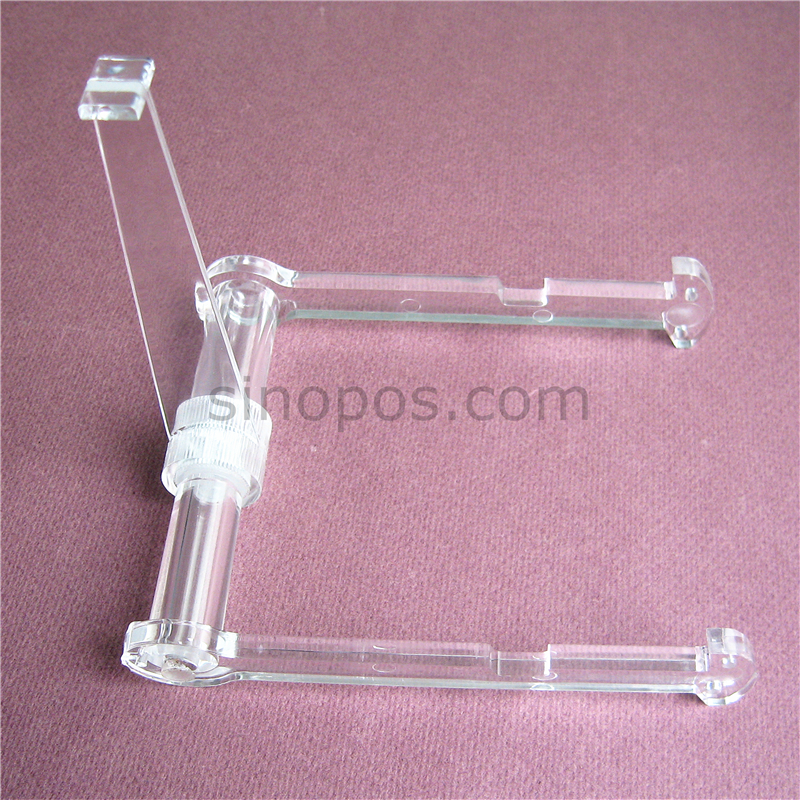 Acrylic Plate Stands For Display Castrophotos Enchanting Adjustable Acrylic Display Stands