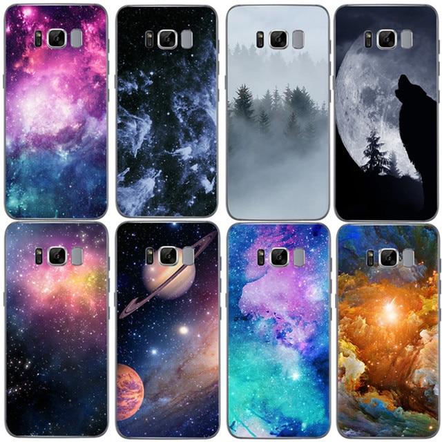 new products ac9d4 cfc06 Most popular Cosmic sky map For Samsung Galaxy S5 S6 S7 Edge S8 S9 Plus A3  A5 A8 2016 2017 2018 J1 J2 J3 J5 J7 Note 8 Prime Case