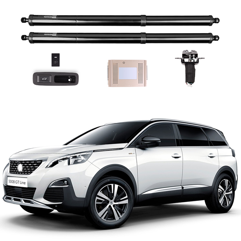 For Peugeot 5008 Electric Tailgate, Leg Sensor, Automatic Tailgate, Luggage Modification, Automotive Supplies
