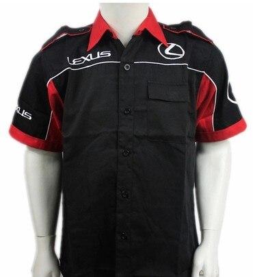 wholesale-font-b-f1-b-font-suit-4s-automobile-beauty-work-clothes-lexus-machine-repair-clothes-casual-short-sleeved-shirt