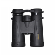 Compact Binocular Telescope 8x42 Black HD Waterproof lll Night Vision Wide Angle Binoculars Outdoor Camping Hunting