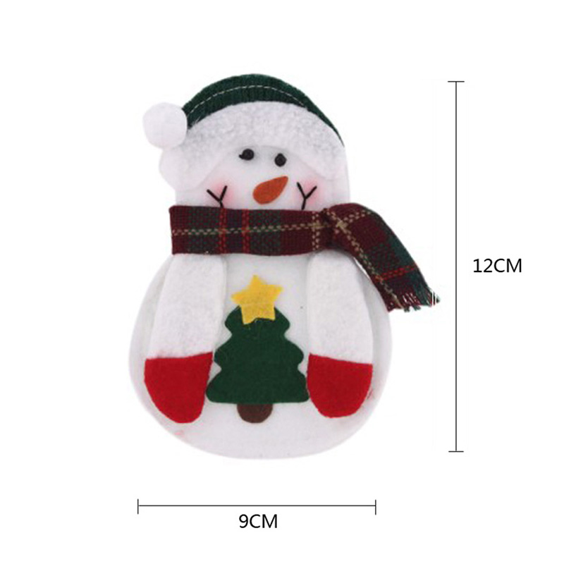 Christmas Decorations For Home 2pcs Christmas Snowman Xmas Tableware Silverware Suit Decal Dinner Party Decor Hot Selling 5076-in Tree Toppers from Home ...  sc 1 st  AliExpress.com & Christmas Decorations For Home 2pcs Christmas Snowman Xmas Tableware ...