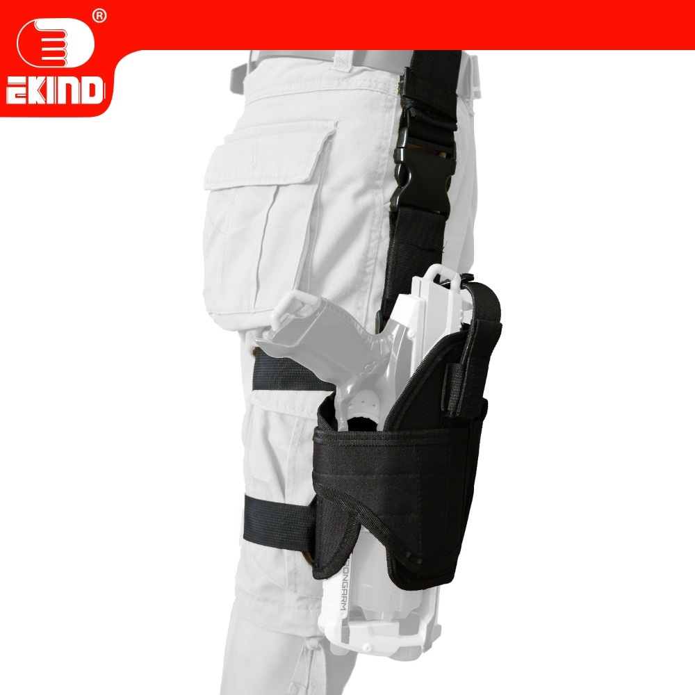 EKIND Adjustable Tactical Leg Holster For Nerf Elite Series Blaster