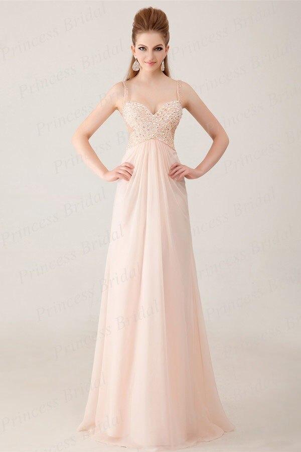 Grecian Style Prom Dresses Popular Flowy Prom Dre...