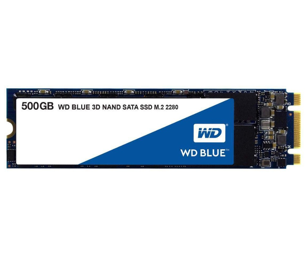 Image result for 4- WD Blue 3D M.2 SSD: