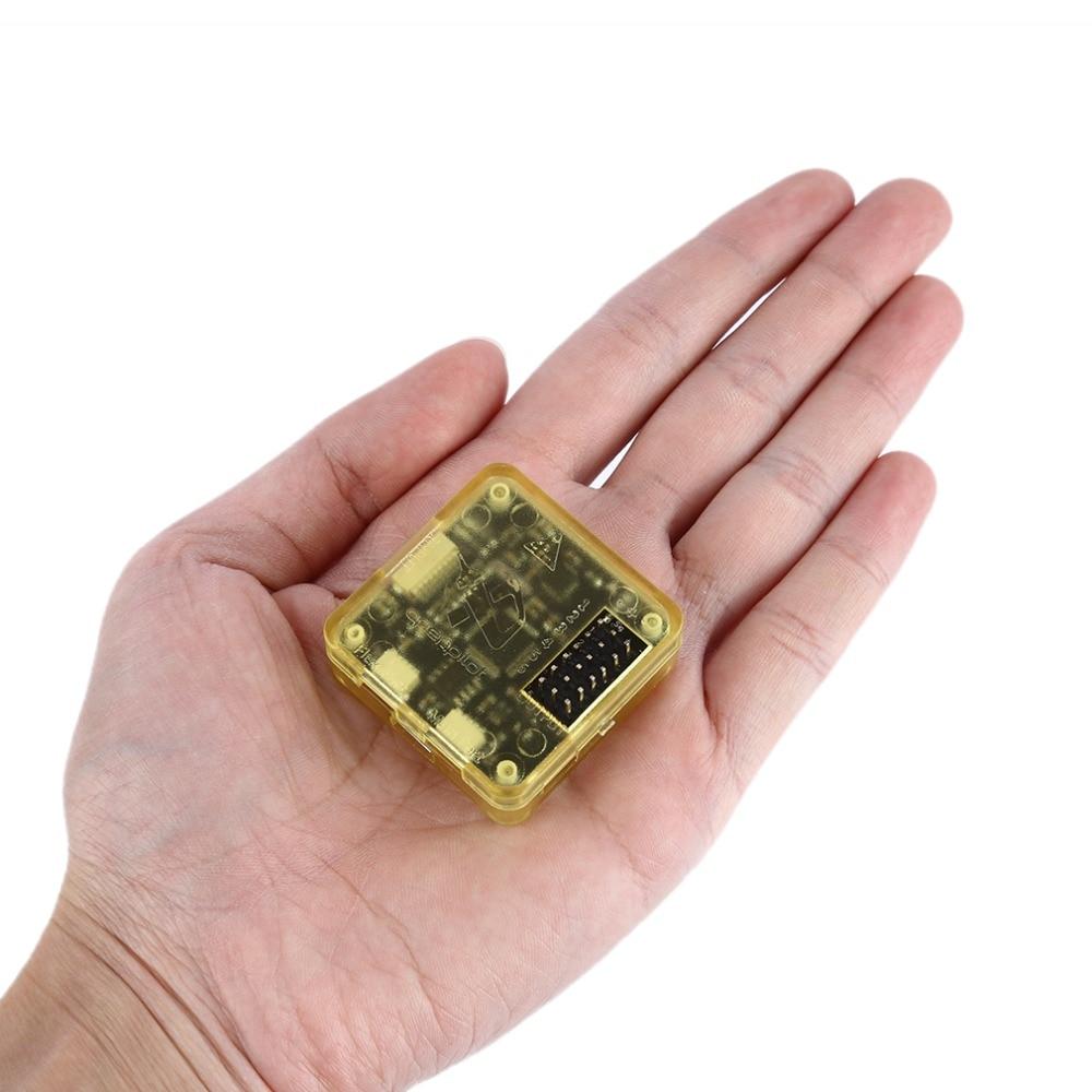 mini power cc3d open flight controller with wires fpv qav 250 400 board [ 1000 x 1000 Pixel ]