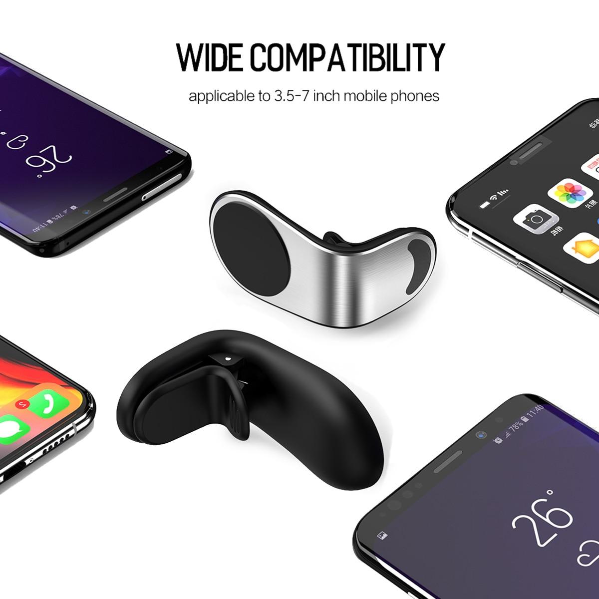 HTB1DpZUX3aH3KVjSZFjq6AFWpXaL - Minimalist Magnetic Car Phone Holder