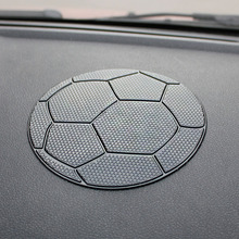 Ключница dashboard важная anti-slip non-slip интерьер сотовый мат футбол pad gps
