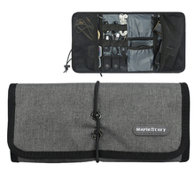 旅行収納袋キットデータケーブル U ディスク電源銀行電子アクセサリーデジタルガデバイダオーガナイ容器