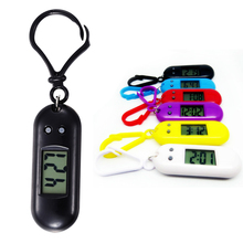 WoMaGe Kids Clock Sport LED Digital Key Ring