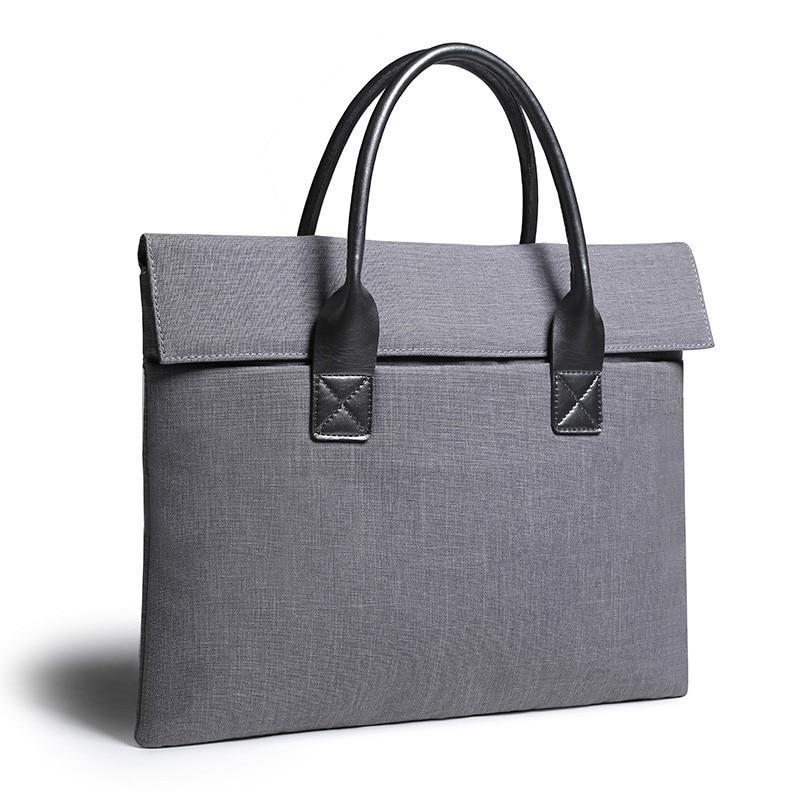 Fashion Women Handbag Laptop Bag 15.6 14 13 12 11 Inch Computer Sleeve Briefcase Case For Macbook Air Pro Retina 12 13,15.4