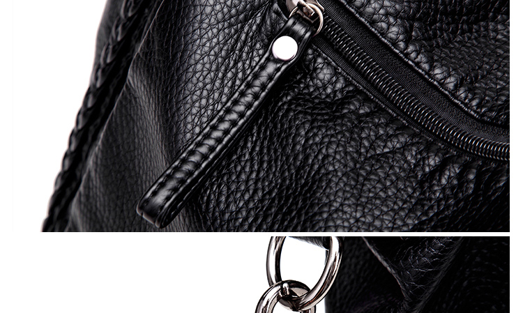 leather bags women