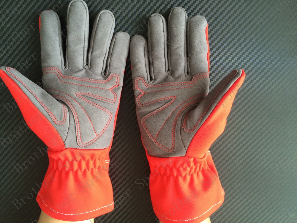 Hot Sale 2018 New Arrival Motorcycle Floves Car Racing Kart Gloves For F1