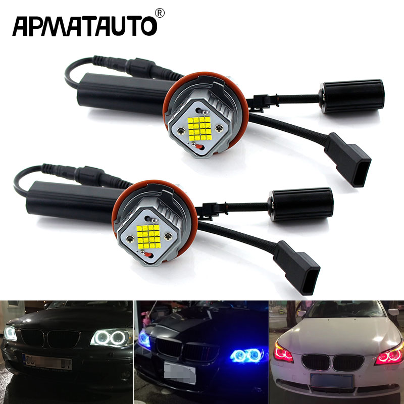 For BMW 7 Series E66 501 Bright Xenon White LED Number Plate Upgrade Light Bulb