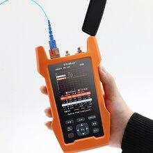AOR300S Otdr волокно тестер волокно останова неисправности детектор неисправностей обнаружения кабеля Оптический измеритель коэффициента отражения методом временных интервалов