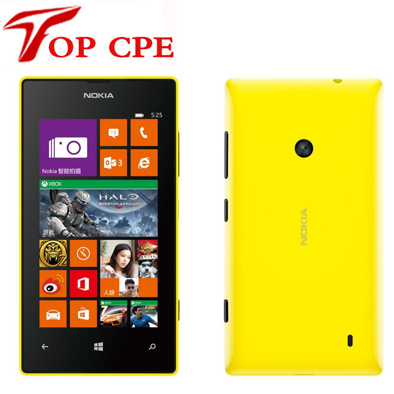 Unlocked Lumia 525 Original Nokia Lumia s