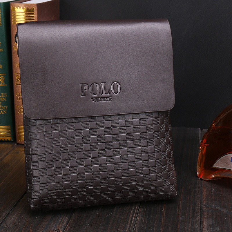 NEW Luxury Business Men's Crossbody Bags Small Designer Brand ...