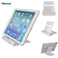 High Quality Aluminum Alloy Desktop Holder Tablet Stand Cradle Mount For Samsung Xiaomi Cell Phone For