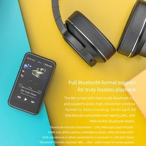 Image 5 - Fiio M6高解像度bluetoothハイファイ音楽ポータブルMP3プレーヤーusb dac ES9018Q2Cベースandroidとaptx hd ldac wifiエアプレイdsd