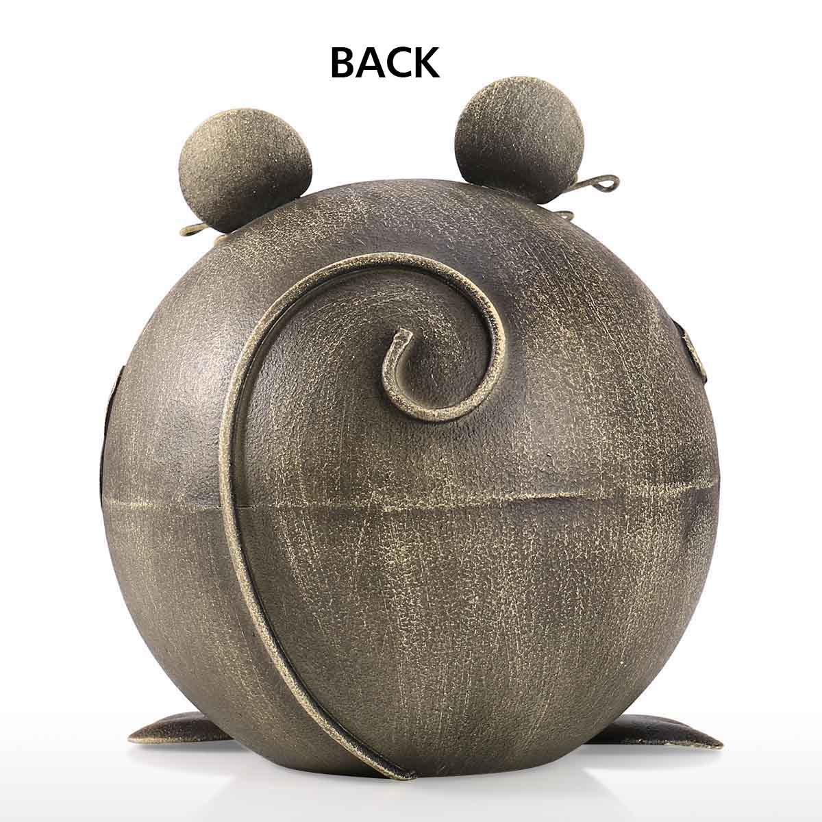 Tooarts best selling 2019 products Piggy Bank money box Money Saving coin Bank for Kids Coin Bank Decor Decorative Ornament