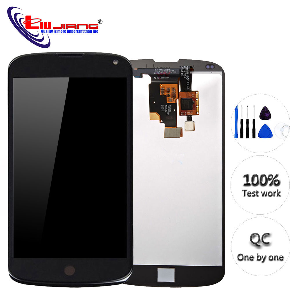 Worldwide delivery lg nexus 4 e960 lcd screen in NaBaRa Online