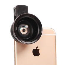12X zoom Optical Camera HD Monocular Telescope Universal Clip-on Telephoto Lenses Metal+ABS Les For iPhone Apple