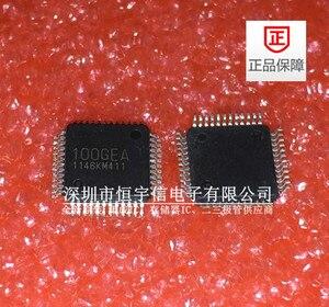 Image 1 - 10 ชิ้น/ล็อต r5f100geafb r5f100gea 100gea QFP 48
