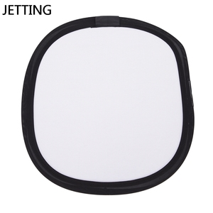 """Image 2 - Pu New 12 """" Inch 30cm 18% unfoldable Gray Card Reflector White Balance Double Face Focusing Board With Carry Bag"""