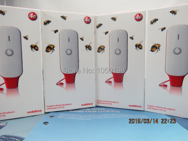 Factory 2014 New arrival HUAWEI K5150 LTE FDD 150Mbps 4G wifi sim card modems