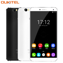 Original Oukitel U11 Plus Mobile Phone 5.7″ Screen RAM 4GB ROM 64GB MTK6750T Octa Core Android 7.0 16.0MP Camera 4G Smartphone