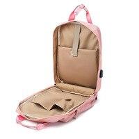 2018 Kanken Backpacks Computer Bag Simple Bag Men And Women College Student Backpack 14 Inch 15.6 Portable Notebook Bag Tide
