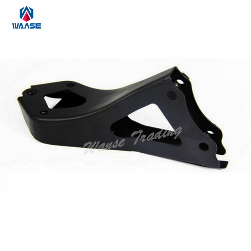 Motorcycle Parts Front Lower Fairing Cowling Headlight Headlamp Stay Bracket Holder For 1999 2000 HONDA CBR600F4 CBR 600 F4 PC35 front upper fairing cowling headlight headlamp stay bracket for 2001 2002 2003 2004 2005 2006 honda cbr600f4i cbr 600 f4i pc35