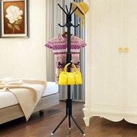 Big 175CM 12 Hooks Hanging Pole Coat Hat Metal Rack Organizer Hanger Hook Stand for Purse Clothes Jacket Handbag Scarf Umbrella