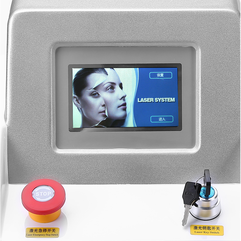 Carbon Laser Peel Skin Rejuvenation ND YAG Laser Machine nd yag laser tattoo removal in Face Skin Care Tools from Beauty Health