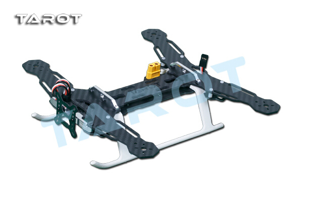 Quadcopter Carbon-Fiber Mini New 250 Tarot Frame With Landing-Gear For FPV Photography