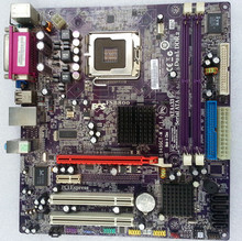 Free shipping 100% original motherboard for ECS 945GCT-M DDR2 LGA 775 Desktop Motherboard