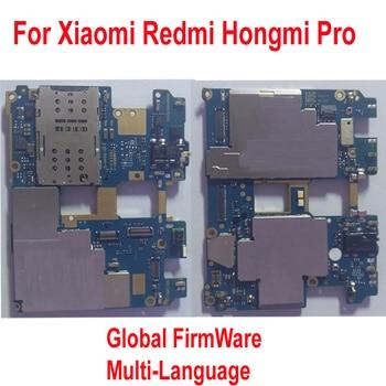 Global Firmware Original Unlock Working Mainboard For Xiaomi Redmi Hongmi Pro Motherboard Circuit Fee Main Board Fee Flex Cable
