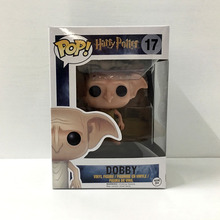 Funko POP Harry Potter Movies Dobby 17 Action Vinyl Figure PVC 10cm Collection Model Toys for Decoration Dolls gift(China (Mainland))