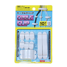 5 Set Adhesive Cable Clips Cable Winder Drop Wire Tie Fixer Holder Cord Organizer Management Desk Cable Tie Clamps 20pcs car cable winder fastener charger line clasp wire cord clip tie fixer organizer desk wall clamp holder management adhesive