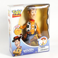 Toy Story Talking Woody / Jessie Action Figure Collectible Model Speaking Toy English French Random