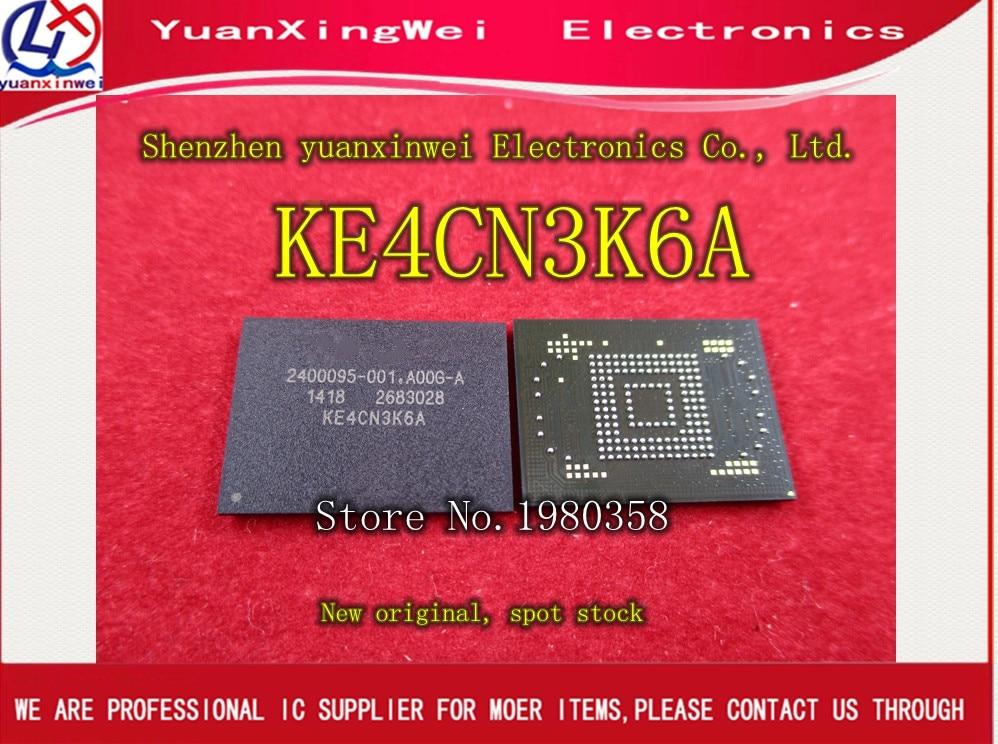 KE4CN3K6A BGA-169 EMMC4.5 8GB Memory (1 pieces/lot)