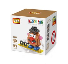 LOZ 9505 Toy Story Series Mr Potato Head Diamond Bricks Minifigures Building Block Best Toys Compatible with Legoe