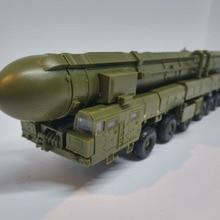 Missiles Model-Kits Sickle Topol-M Truck New-Tools Intercontinental 1/72 Russia Car-Toy