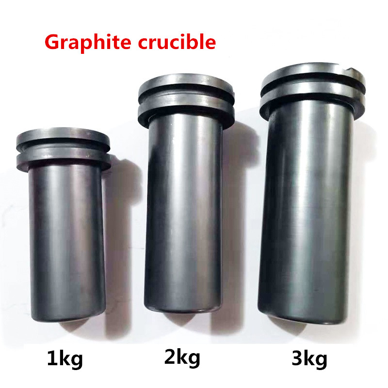 Gold melting crucible 1kg 2kg 3kg, Graphite crucible metal casting melting furnace tool, jewelry welding accessories